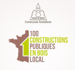 100 Constructions Publiques en Bois Local